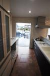 モデルハウス キッチン2